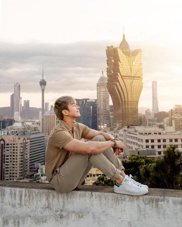 """Cận cảnh công trình để đời nhất của ông trùm"""" sòng bạc Macau vừa qua đời: Toà nhà hình búp sen vàng khổng lồ, hình check-in ngập tràn MXH-6"""