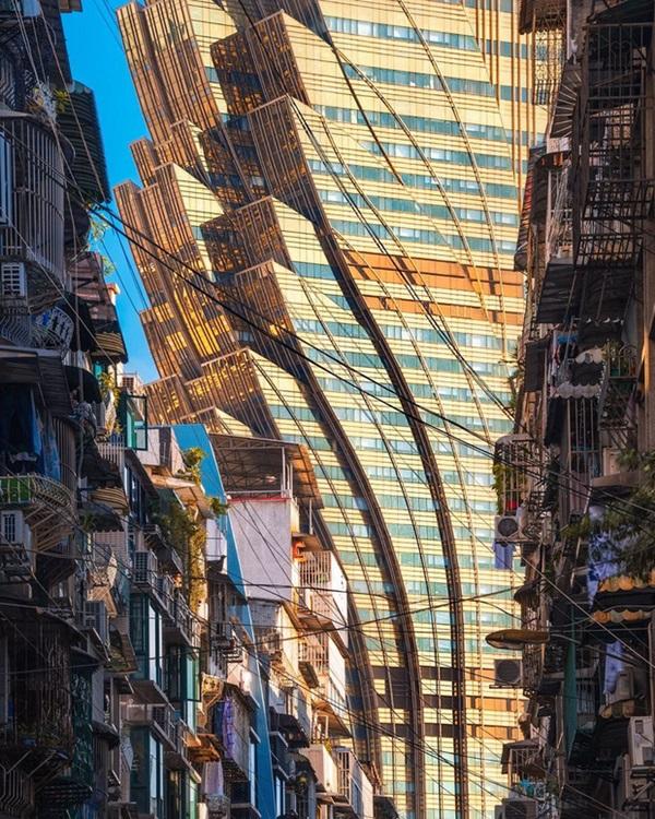 """Cận cảnh công trình để đời nhất của ông trùm"""" sòng bạc Macau vừa qua đời: Toà nhà hình búp sen vàng khổng lồ, hình check-in ngập tràn MXH-16"""
