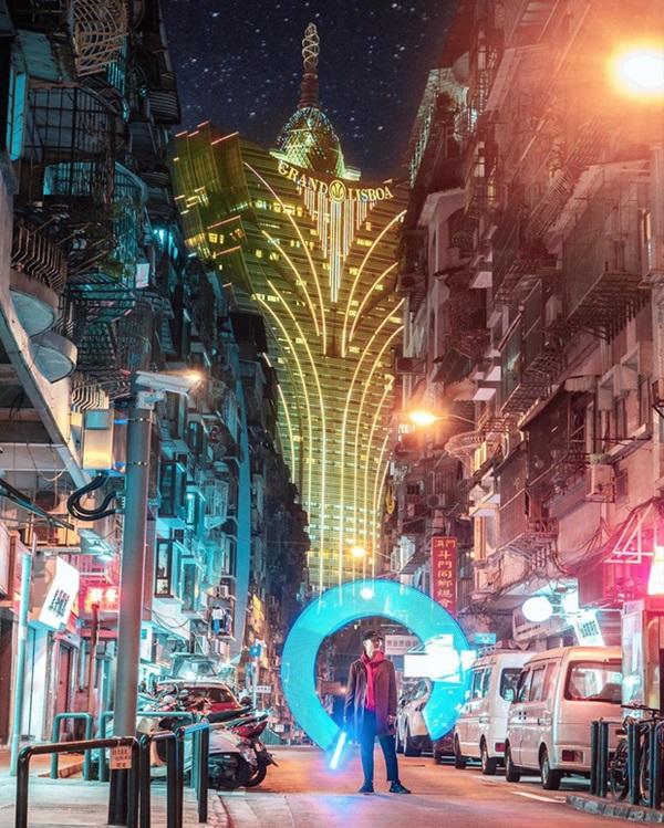 """Cận cảnh công trình để đời nhất của ông trùm"""" sòng bạc Macau vừa qua đời: Toà nhà hình búp sen vàng khổng lồ, hình check-in ngập tràn MXH-21"""