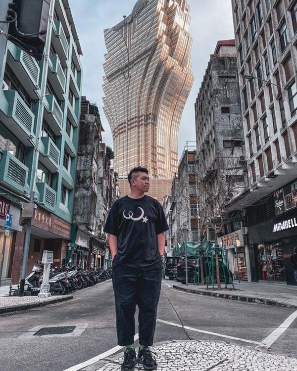 """Cận cảnh công trình để đời nhất của ông trùm"""" sòng bạc Macau vừa qua đời: Toà nhà hình búp sen vàng khổng lồ, hình check-in ngập tràn MXH-25"""