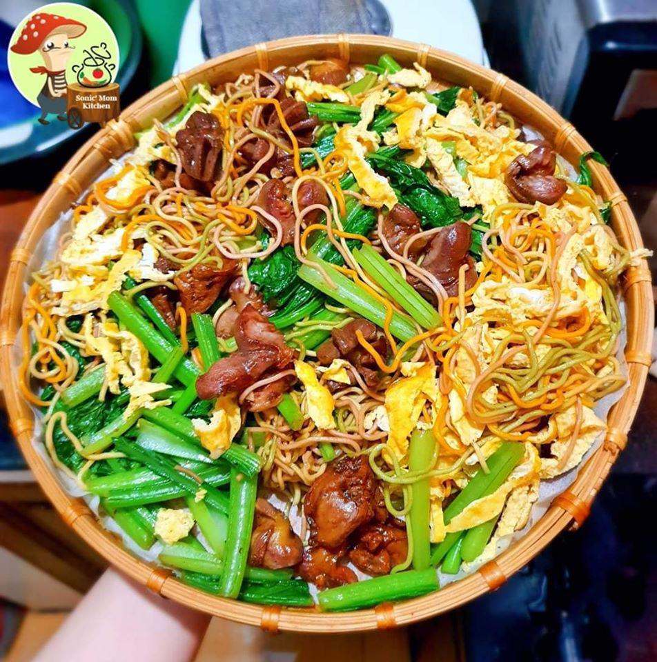 Chỉ nấu cơm 2 bữa/tuần, lại thích bày món ăn lên mẹt, 9X khiến chồng tăng cân đều mỗi tháng-6