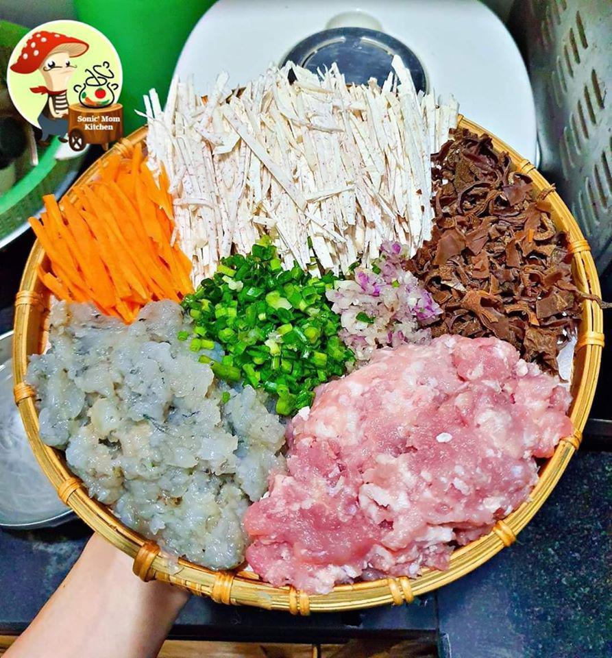 Chỉ nấu cơm 2 bữa/tuần, lại thích bày món ăn lên mẹt, 9X khiến chồng tăng cân đều mỗi tháng-11