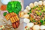 Chỉ nấu cơm 2 bữa/tuần, lại thích bày món ăn lên mẹt, 9X khiến chồng tăng cân đều mỗi tháng