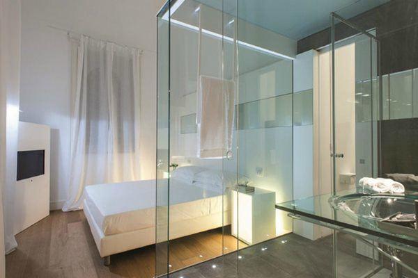 Thấy khách sạn hay để kính nhà vệ sinh trong suốt, về làm theo và kết quả bất ngờ-1
