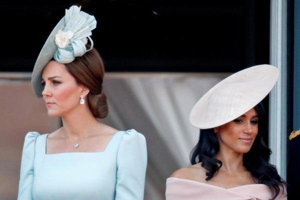 Hoàng gia Anh lên tiếng về việc công nương Kate cãi nhau đến bật khóc với em dâu Meghan ngay trước hôn lễ thế kỷ chỉ vì chiếc quần tất-2
