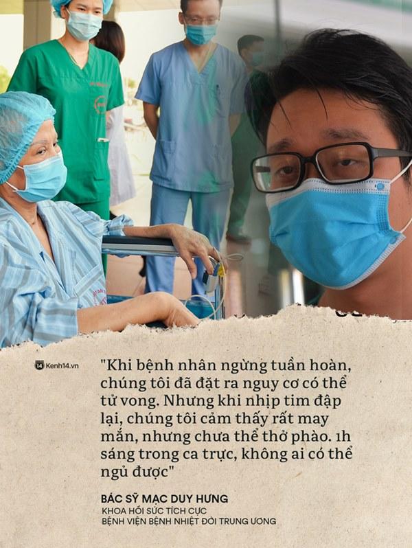 Kỳ tích 80 ngày từ dọa tử vong đến hồi sinh của BN19 qua lời kể từ đội ngũ y bác sĩ: Chúng tôi như đứng trên cầu thăng bằng-1