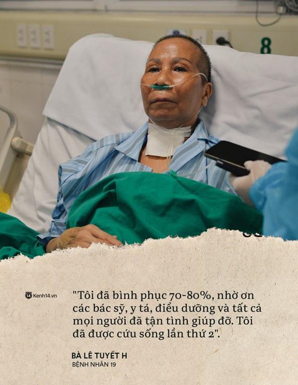 Kỳ tích 80 ngày từ dọa tử vong đến hồi sinh của BN19 qua lời kể từ đội ngũ y bác sĩ: Chúng tôi như đứng trên cầu thăng bằng-3