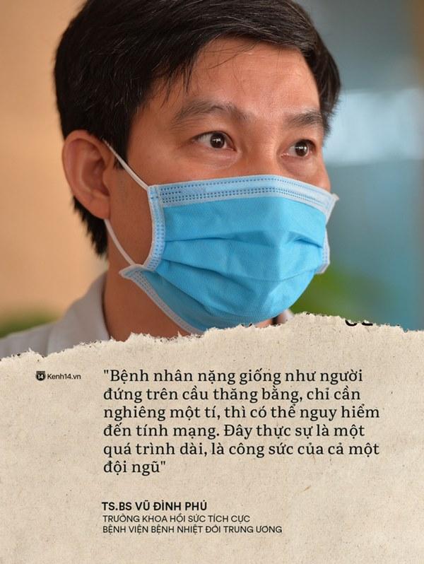 Kỳ tích 80 ngày từ dọa tử vong đến hồi sinh của BN19 qua lời kể từ đội ngũ y bác sĩ: Chúng tôi như đứng trên cầu thăng bằng-4