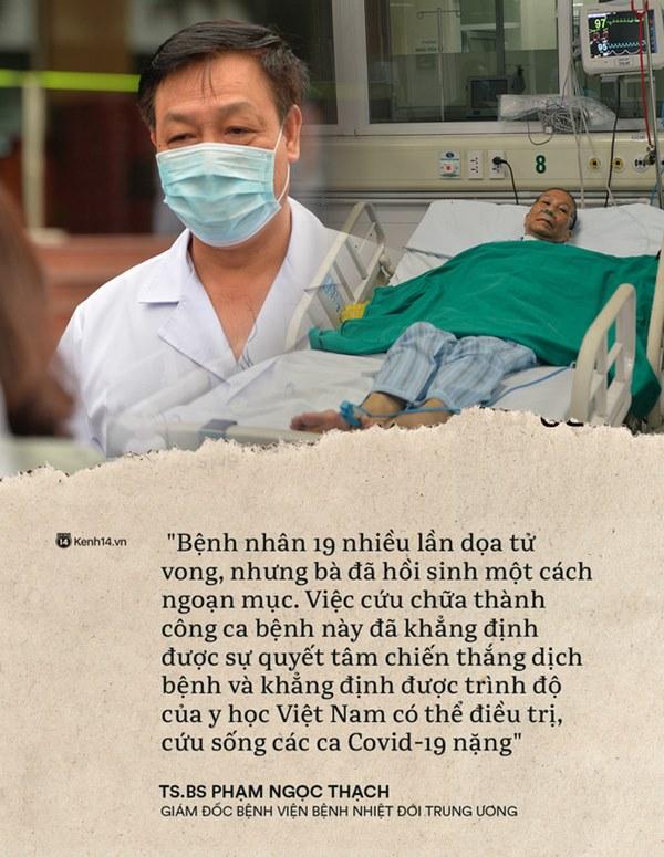 Kỳ tích 80 ngày từ dọa tử vong đến hồi sinh của BN19 qua lời kể từ đội ngũ y bác sĩ: Chúng tôi như đứng trên cầu thăng bằng-5