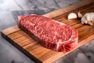 Thịt bò Kobe về Việt Nam 18 triệu đồng/kg vẫn khan hàng