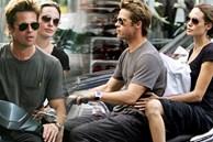 Netizen xôn xao vì ảnh Angelina Jolie - Brad Pitt vi vu ở TP.HCM 14 năm trước, choáng trước nhan sắc cặp đôi ngoài đời