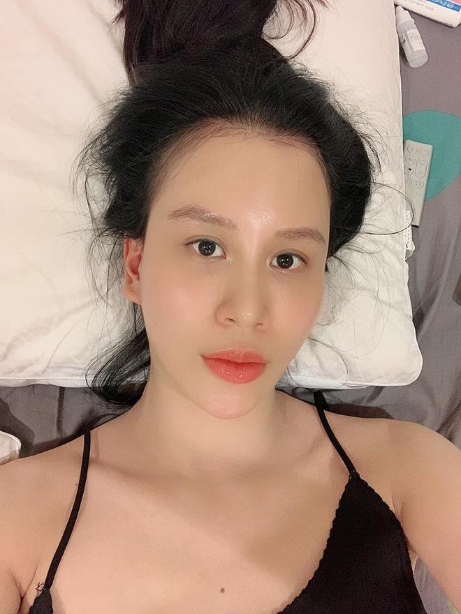 Sắc vóc vợ hai kém 8 tuổi của MC Thành Trung sau khi sinh đôi-7