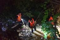Trắng đêm tìm kiếm nhưng bé trai 4 tuổi bị nước mương cuốn đi giữa trời mưa lớn vẫn biệt tăm