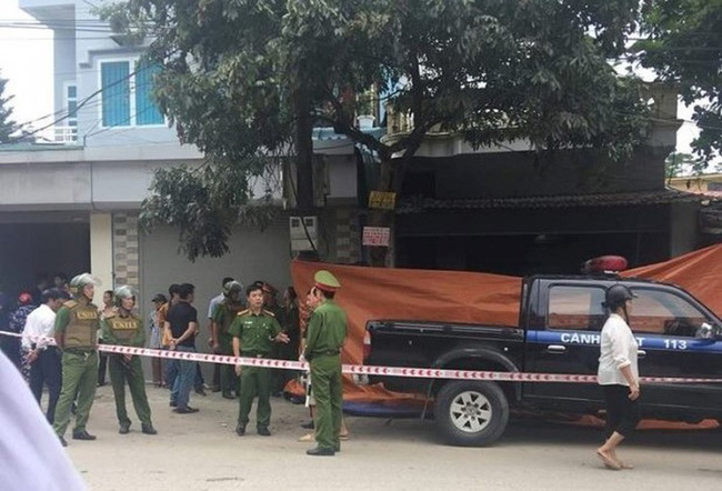 Điện Biên: Bố dượng lao vào chém 2 vợ chồng con gái rồi cầm dao tự tử, 3 người tử vong-1