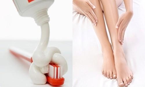 Mẹo tẩy lông chân an toàn tại nhà bằng nguyên liệu tự nhiên-1