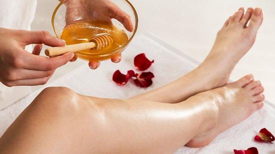 Mẹo tẩy lông chân an toàn tại nhà bằng nguyên liệu tự nhiên-2