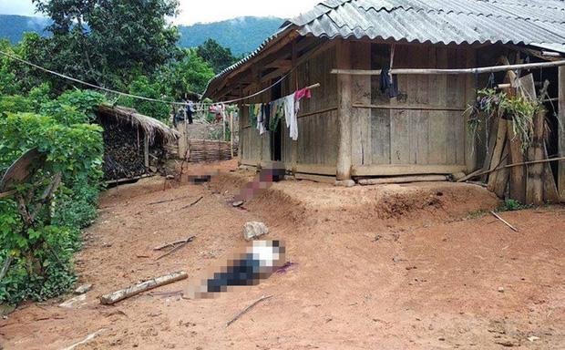 Trọng án 3 người chết ở Điện Biên: Mâu thuẫn từ chuyện ông làm cháu gái 15 tuổi mang thai?-1