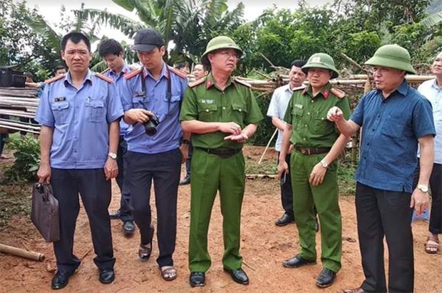 Trọng án 3 người chết ở Điện Biên: Mâu thuẫn từ chuyện ông làm cháu gái 15 tuổi mang thai?-2