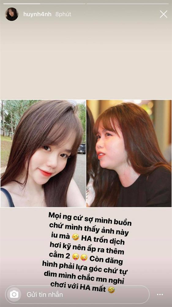 Bạn gái Quang Hải giải thích về sự khác biệt giữa ảnh trên mạng và ngoài đời, nghe hợp lý không các bạn?-1