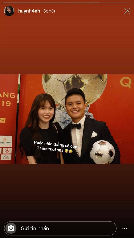 Bạn gái Quang Hải giải thích về sự khác biệt giữa ảnh trên mạng và ngoài đời, nghe hợp lý không các bạn?-2