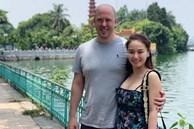 'Vợ cũ MC Thành Trung' Thu Phượng hạnh phúc bên bạn trai ngoại quốc, yêu thương chiều chuộng con gái như bố đẻ