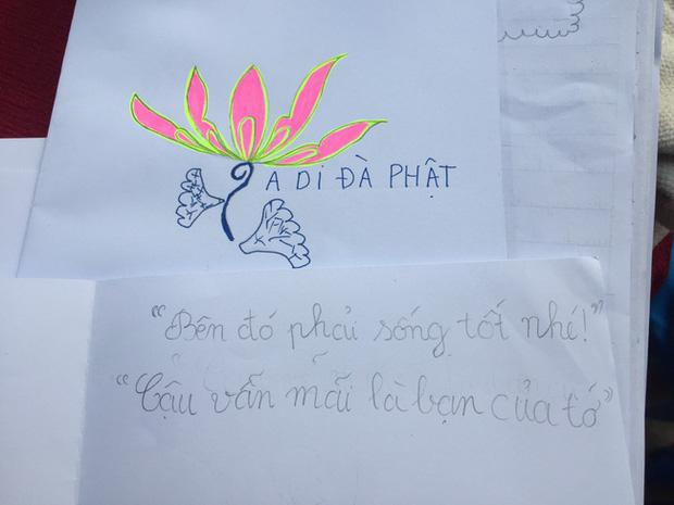 Quặn lòng những cánh thư bạn cùng lớp viết gửi nam sinh vừa ra đi vì cây phượng đổ: Tao có vẽ hộp cơm cho mày đấy-5