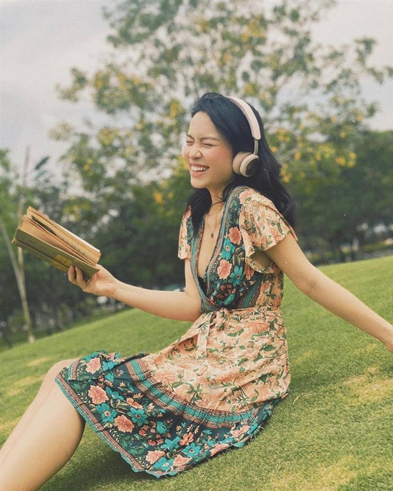 Tăng Thanh Hà và dàn mỹ nhân Việt đua nhau mặc váy hoa dịp hè-5