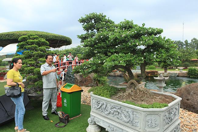 Dàn sơ ri khủng giá tiền tỷ của đại gia chơi cây cảnh khét tiếng Thái Nguyên-1