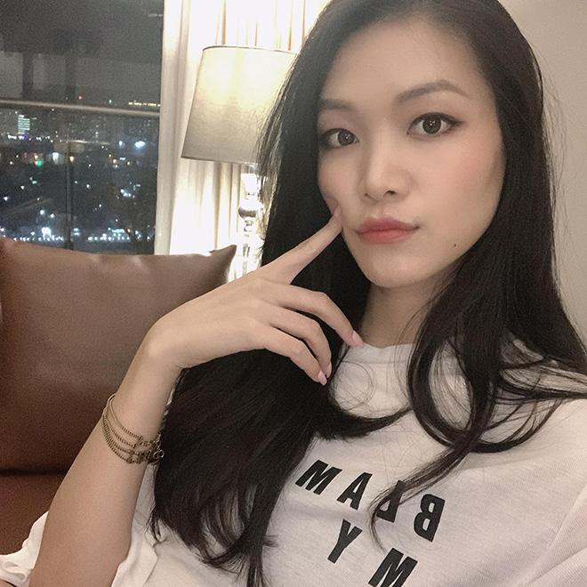 """Hoa hậu chiều cao khủng"""" nhưng xui xẻo nhất Việt Nam giờ ra sao?-3"""
