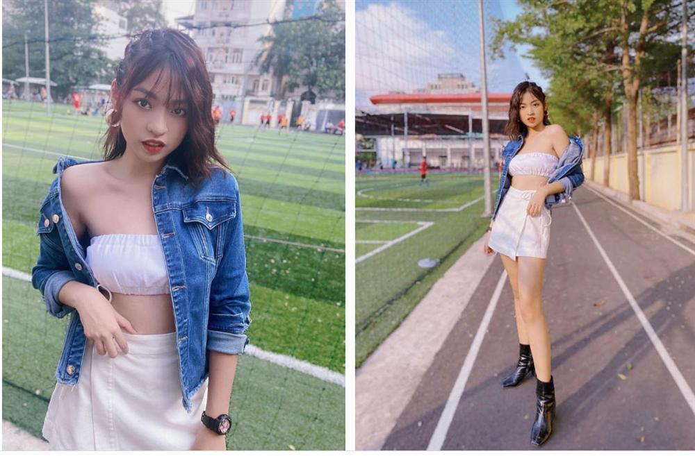 Hot girl trứng rán cần mỡ, bắp cần bơ Thanh Tâm gây tranh cãi vì PR cho game đánh bạc trá hình?-4