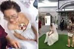 Cô dâu Cao Bằng 62 tuổi sau phẫu thuật thẩm mỹ có nhiều thay đổi bất ngờ-4