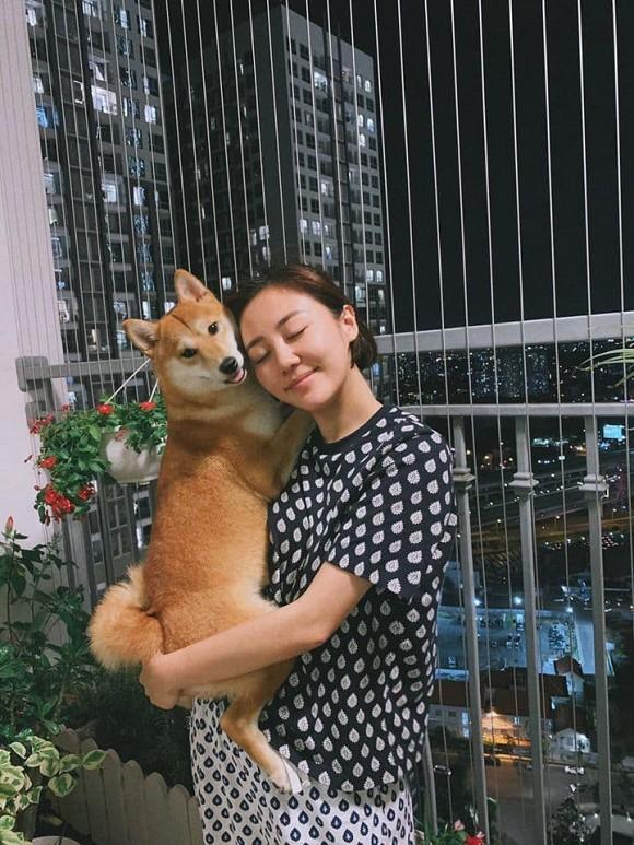 Hé lộ không gian bên trong căn hộ ca sĩ Văn Mai Hương đang sống-5