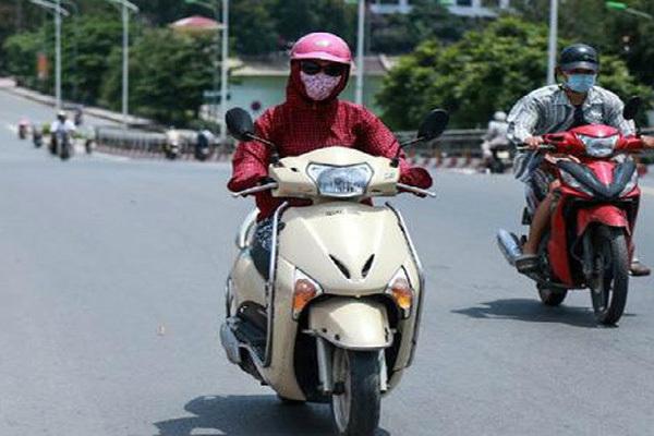 Dự báo thời tiết ngày 30/5: Hà Nội ngày nắng nóng, chiều tối mưa giông-1