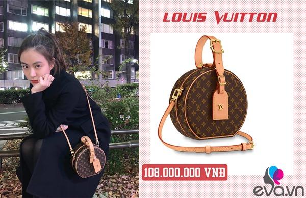 Giàu có như Hoàng Thuỳ Linh, bỏ hơn 500 đô mua chiếc túi chỉ đựng được một ít không khí-7