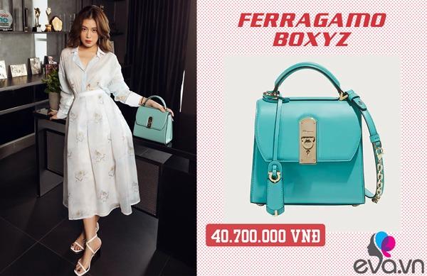 Giàu có như Hoàng Thuỳ Linh, bỏ hơn 500 đô mua chiếc túi chỉ đựng được một ít không khí-13