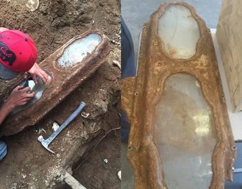 Kỳ lạ xác ướp bé gái nằm dưới lòng đất gần 150 năm nhưng vẫn nguyên vẹn như đang ngủ-1