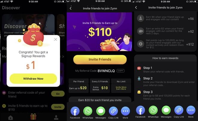 TikTok có đối thủ mới, trả tiền để người dùng xem video-2