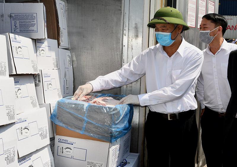 Thịt lợn nhập 60 ngàn/kg, Cục Thú y nói quan niệm sai lầm của người Việt-1