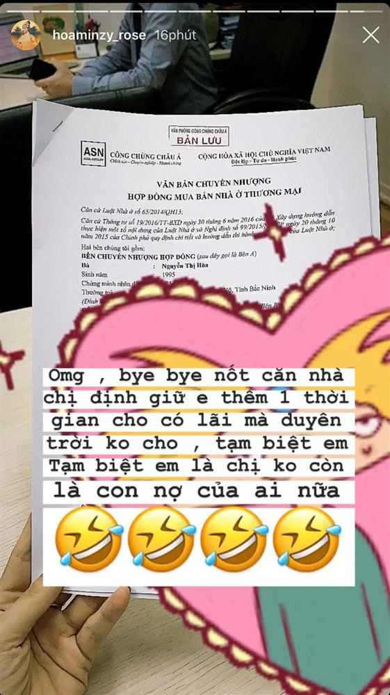 Hoà Minzy bất ngờ tuyên bố đã bán nhà để trả nợ cho Đức Phúc, chính thức không còn là con nợ sau khi thực hiện MV để đời!-4
