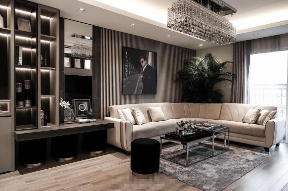 Hé lộ căn hộ mới siêu sang trọng của Đàm Vĩnh Hưng-1