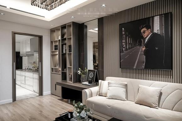 Hé lộ căn hộ mới siêu sang trọng của Đàm Vĩnh Hưng-2