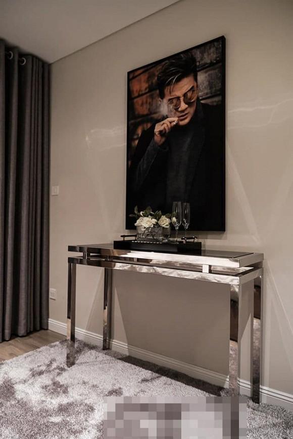 Hé lộ căn hộ mới siêu sang trọng của Đàm Vĩnh Hưng-3