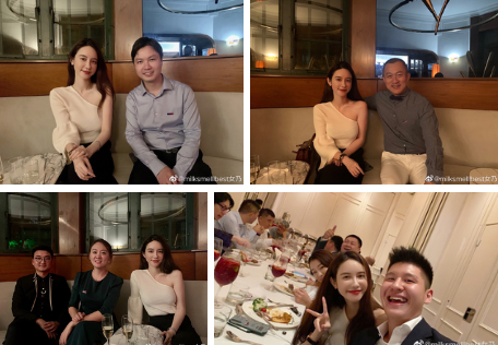 Vợ chủ tịch Taobao vừa được ví như tiên nữ đồng quê Lý Tử Thất phiên bản sang chảnh thì kẻ thứ 3 vội khoe ảnh chứng minh đẳng cấp-3