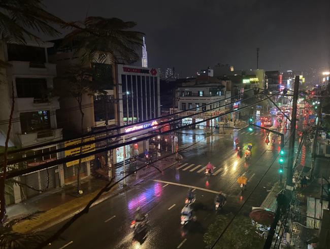 TP.HCM: Sau cơn mưa lớn kèm gió giật, nhiều cây xanh lại gãy đổ đè nhà dân, đè cả người đi đường-3