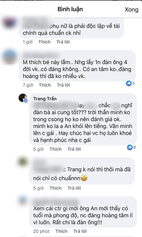 Phan Như Thảo bị mắng vì kể chuyện làm vợ thứ 4 của đại gia trăm tỷ, Trang Trần lên tiếng bênh vực-2