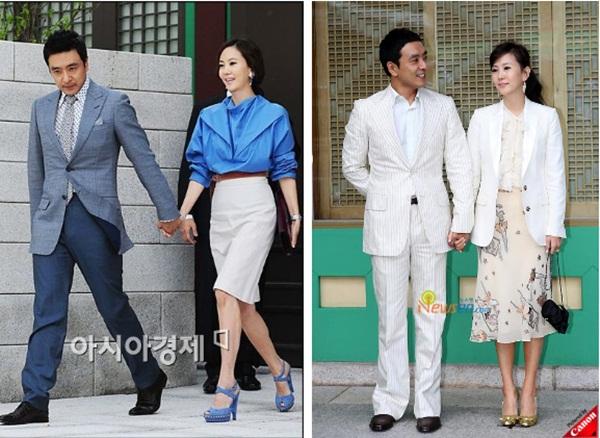 15 năm vợ chồng của Kim Nam Joo: Từ chối vô số mỹ nam để kết hôn với một người đàn ông từng li dị vợ, đến lúc đẻ con đầu lòng lại bị nghi ngờ của người khác-4