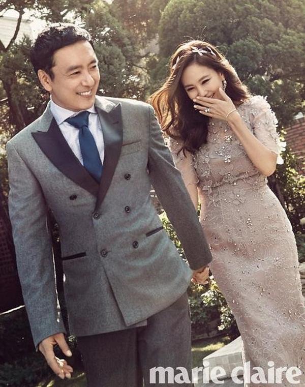 15 năm vợ chồng của Kim Nam Joo: Từ chối vô số mỹ nam để kết hôn với một người đàn ông từng li dị vợ, đến lúc đẻ con đầu lòng lại bị nghi ngờ của người khác-6
