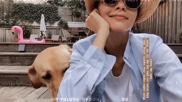 Vợ chồng Tăng Thanh Hà trốn con đi hẹn hò riêng nhưng ghen tị nhất vẫn là dòng trạng thái đánh dấu chủ quyền của người đẹp-2