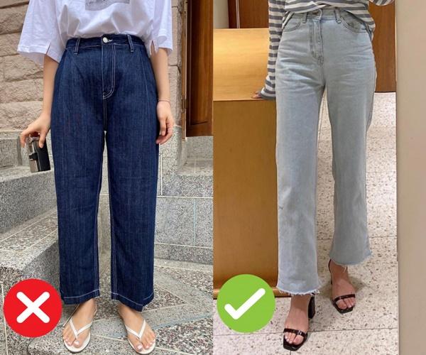 Mắc 4 sai lầm này khi diện quần jeans, chị em tự đưa mình vào top mặc xấu chốn công sở-3