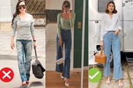 Mắc 4 sai lầm này khi diện quần jeans, chị em tự đưa mình vào 'top mặc xấu chốn công sở'